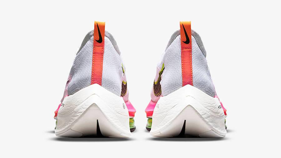 Nike Air Zoom Alphafly NEXT% Rawdacious Pink Blast DJ5455-100 Back