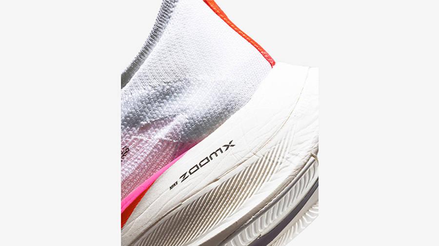 Nike Air Zoom Alphafly NEXT% Rawdacious Pink Blast DJ5455-100 Detail 2