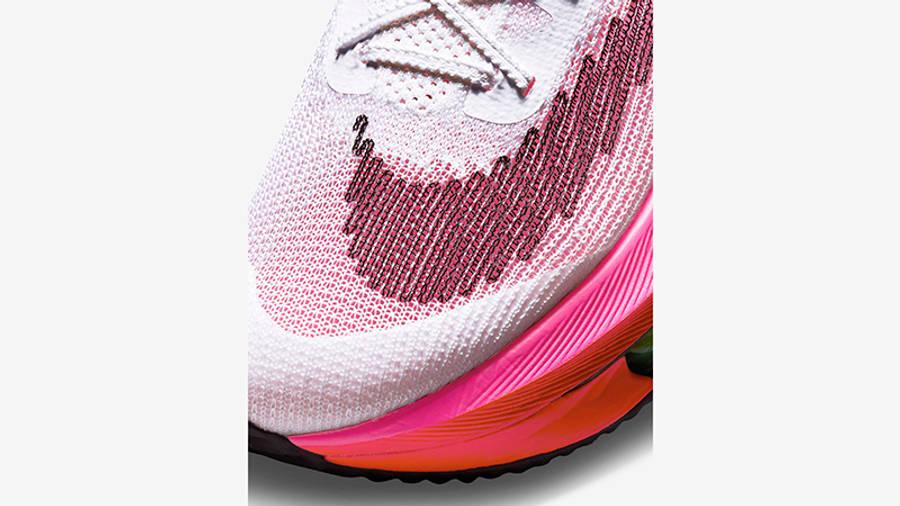 Nike Air Zoom Alphafly NEXT% Rawdacious Pink Blast DJ5455-100 Detail