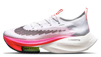 Nike Air Zoom Alphafly NEXT% Rawdacious Pink Blast DJ5455-100