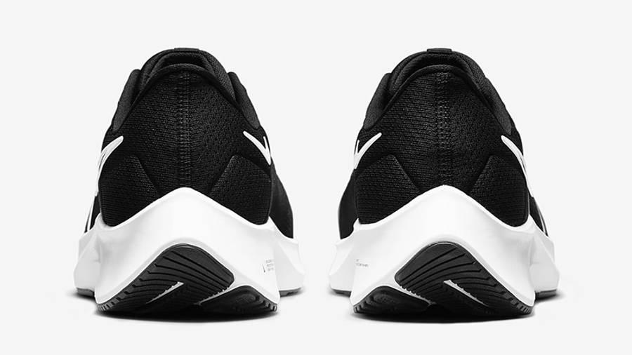 Nike Air Zoom Pegasus 38 Black White CZ1815-002 Back