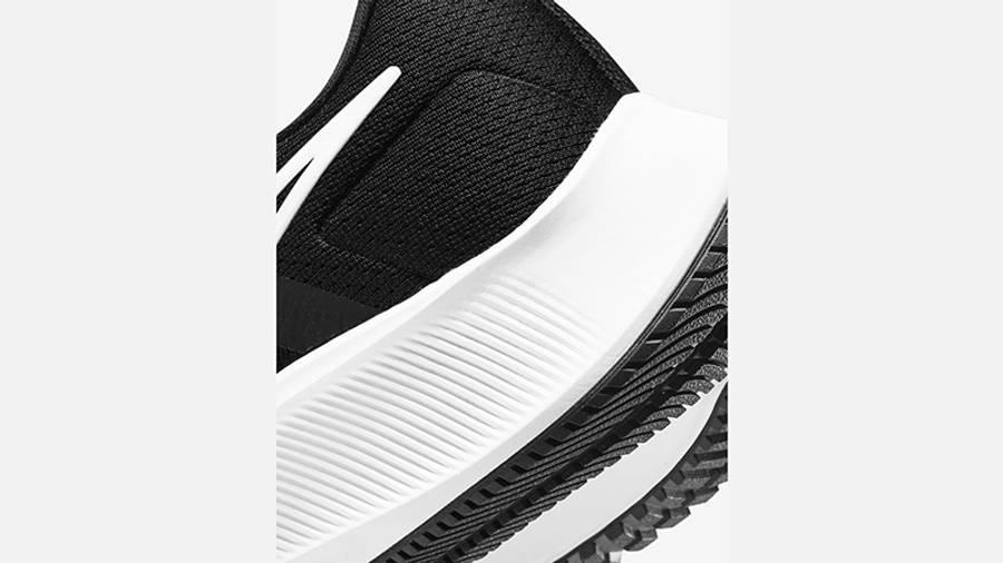 Nike Air Zoom Pegasus 38 Black White CZ1815-002 Detail 2