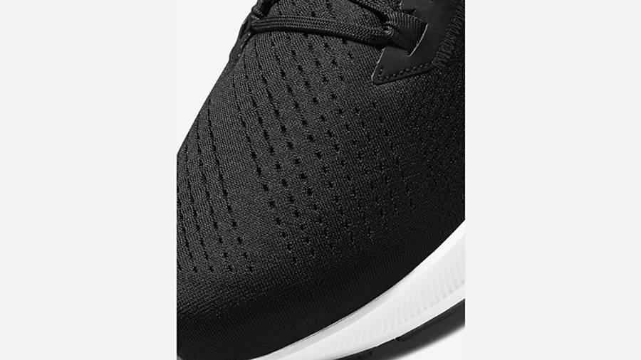 Nike Air Zoom Pegasus 38 Black White CZ1815-002 Detail