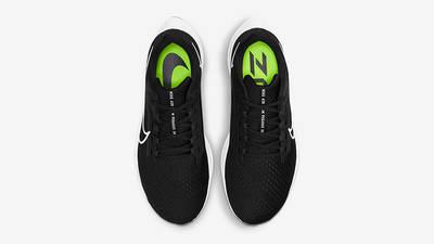 Nike Air Zoom Pegasus 38 Black White CZ1815-002 Top