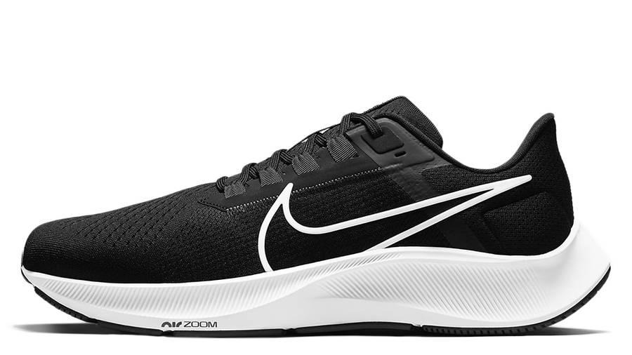 Nike Air Zoom Pegasus 38 Black White CZ1815-002