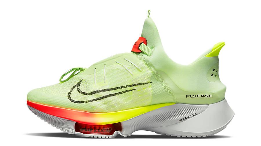 Nike Air Zoom Tempo NEXT% FlyEase Barely Volt CV1889-700