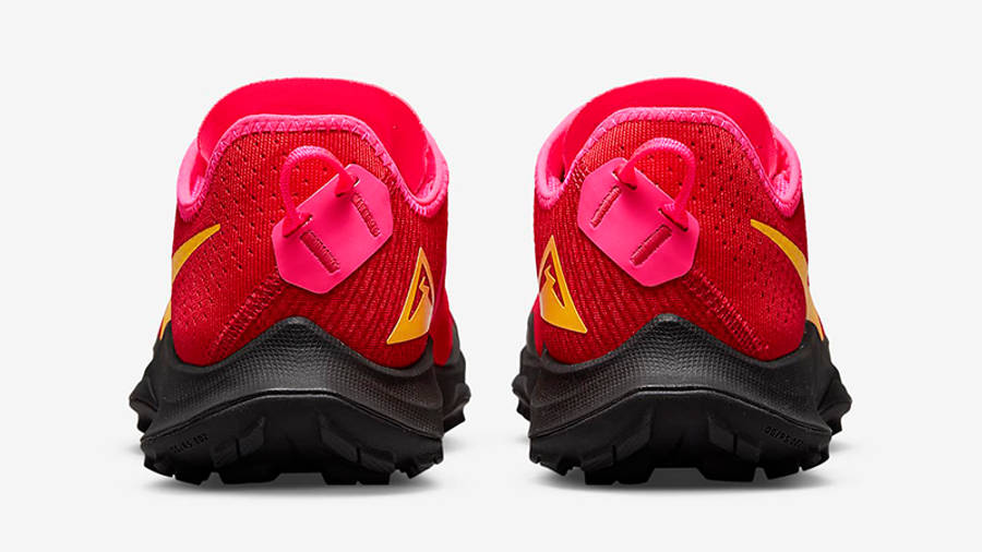 Nike Air Zoom Terra Kiger 7 University Red DM3272-600 Back
