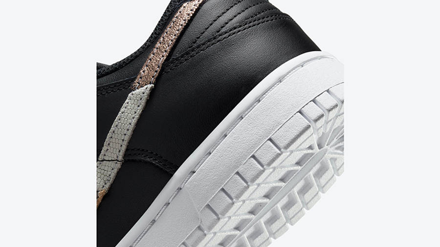 Nike Dunk Low Leopard Black DD7099-001 Detail 2