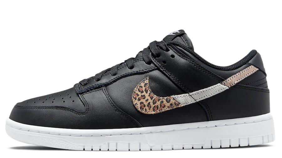 Nike Dunk Low Leopard Black DD7099-001