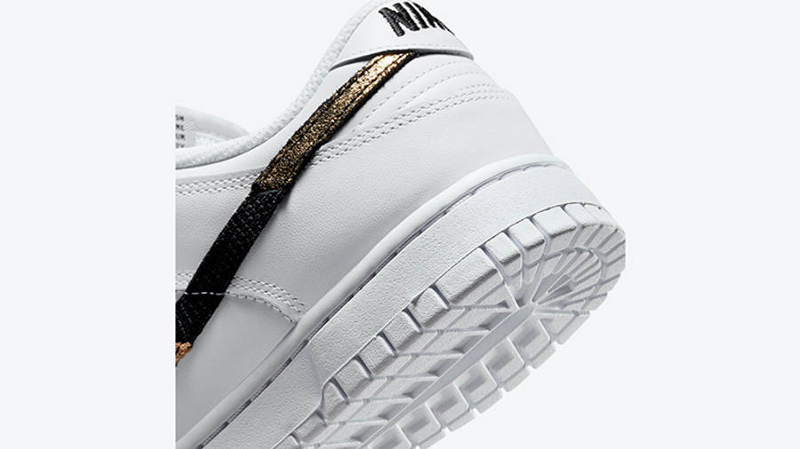 Nike Dunk Low Leopard White DD7099-100 Detail 2