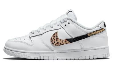 Nike Dunk Low Leopard White DD7099-100