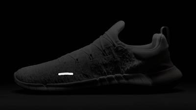 Nike Free Run 5.0 Off-White CZ1884-100 in dark