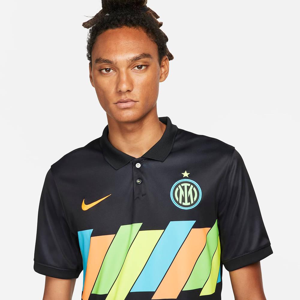Nike Inter Milan 2021-22 Stadium Third Football Shirt DB5899-011 Detail