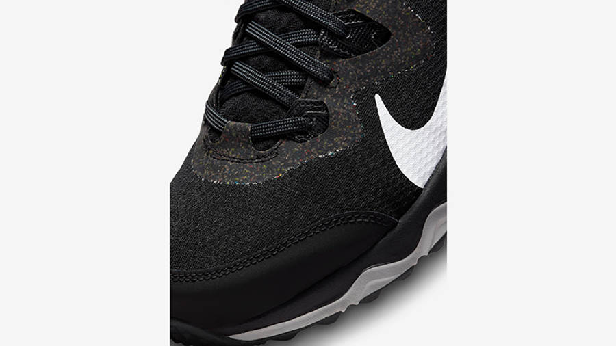 Nike Juniper Trail Black Grey CW3808-001 Detail