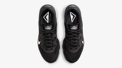 Nike Juniper Trail Black Grey CW3808-001 Top