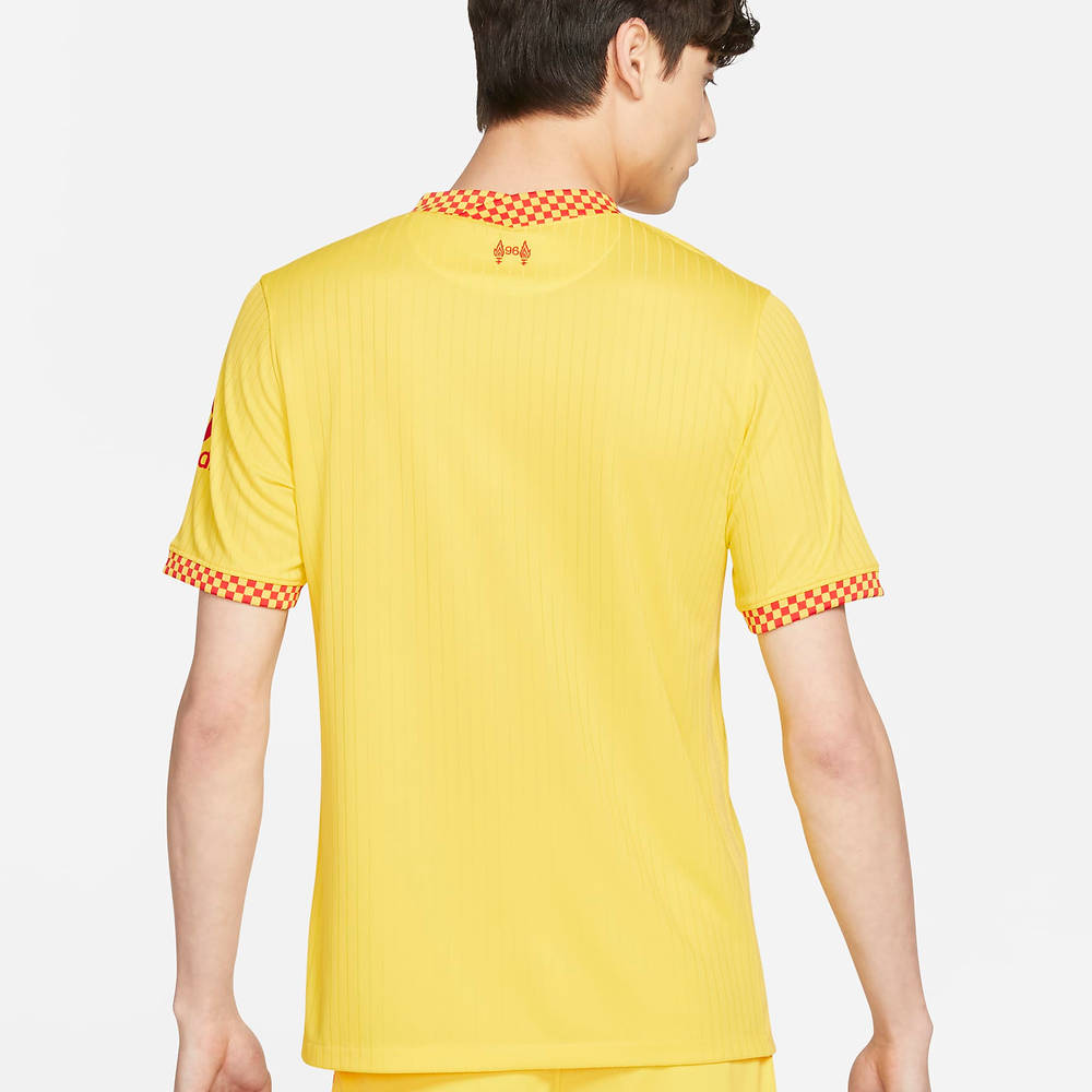 Nike Liverpool F.C. 2021-22 Stadium Third Football Shirt DB5902-704 Back