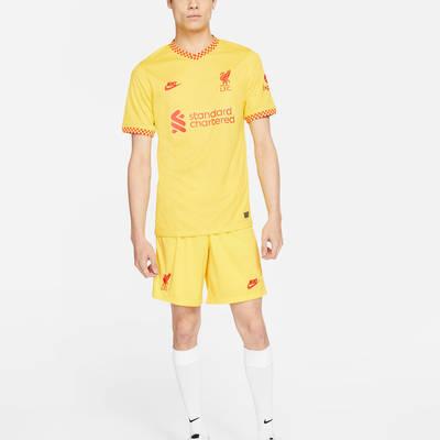 Nike Liverpool F.C. 2021-22 Stadium Third Football Shirt DB5902-704 Full