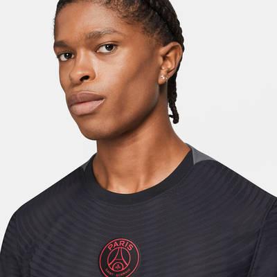 Nike Paris Saint-Germain 2021-22 Match Third Football Shirt DB5887-011 Detail