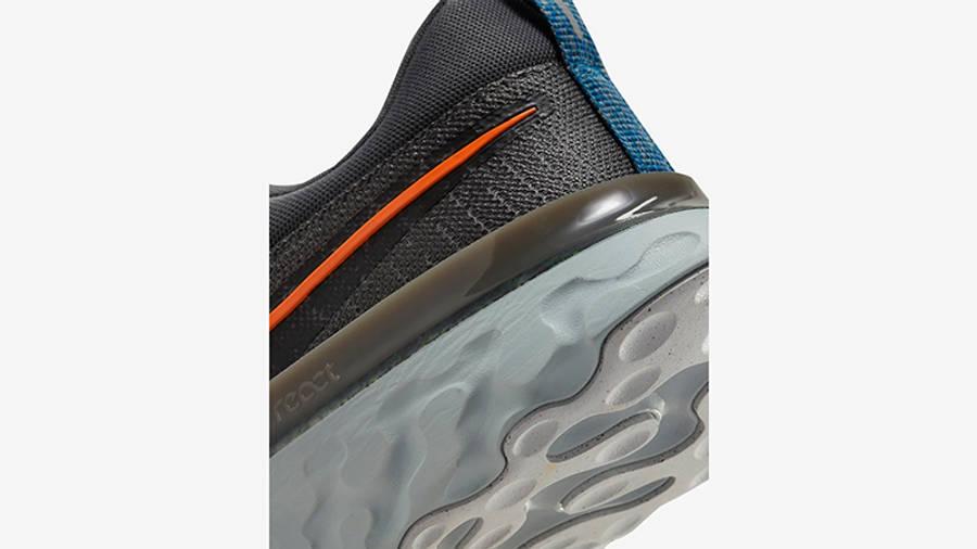 Nike React Infinity Run Flyknit 2 Sport Spice DC4577-001 Detail 2