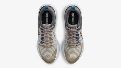 Nike React Infinity Run Flyknit 2 Sport Spice DC4577-001 Top