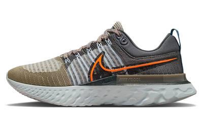 Nike React Infinity Run Flyknit 2 Sport Spice DC4577-001