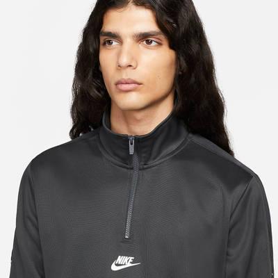 Nike Sportswear Repeat Tape Half-Zip Top DM4674-070 Detail