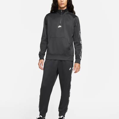 Nike Sportswear Repeat Tape Half-Zip Top DM4674-070 Full