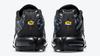 Nike TN Air Max Plus Navy Black Camo DO6384-001 back