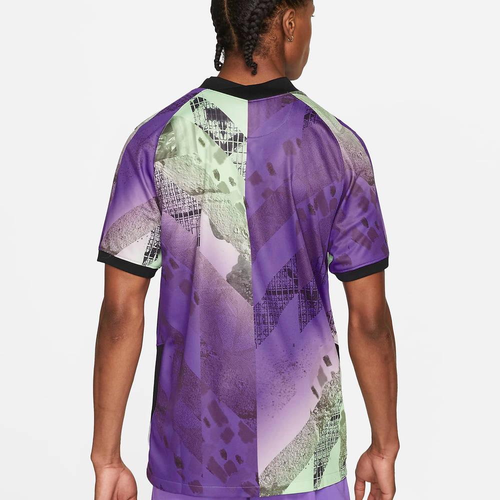Nike Tottenham Hotspur 2021-22 Stadium Third Football Shirt DB5907-529 Back