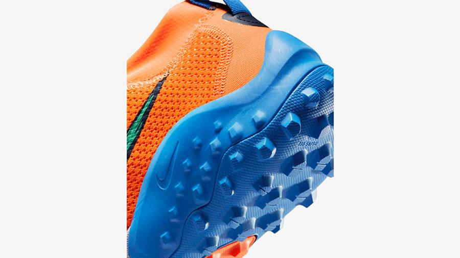 Nike Wildhorse 7 Total Orange CZ1856-800 Detail 2
