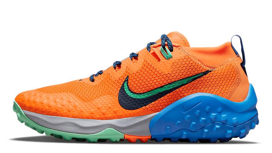 Nike Wildhorse 7 Total Orange CZ1856-800