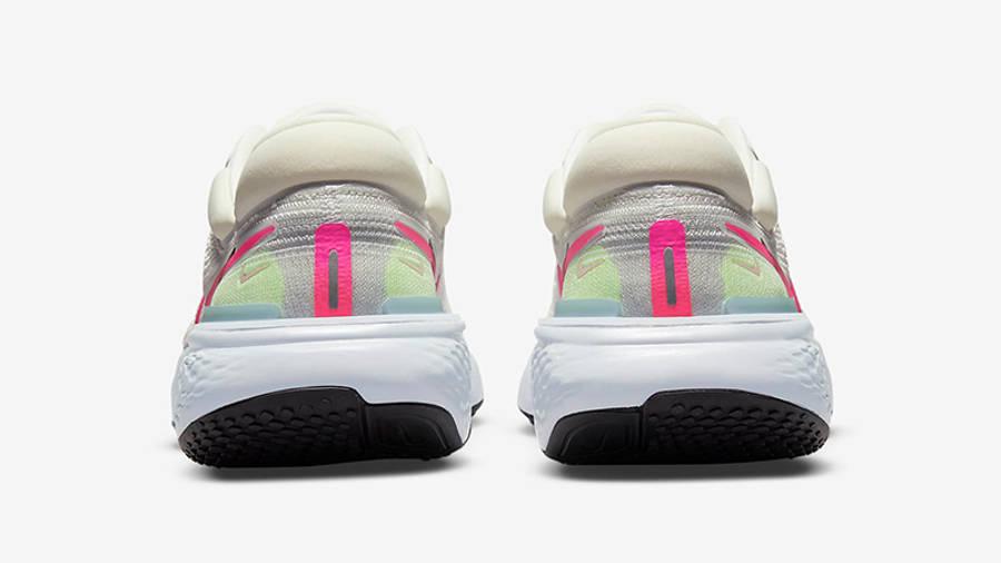 Nike ZoomX Invincible Run Flyknit Phantom DJ5450-001 Back