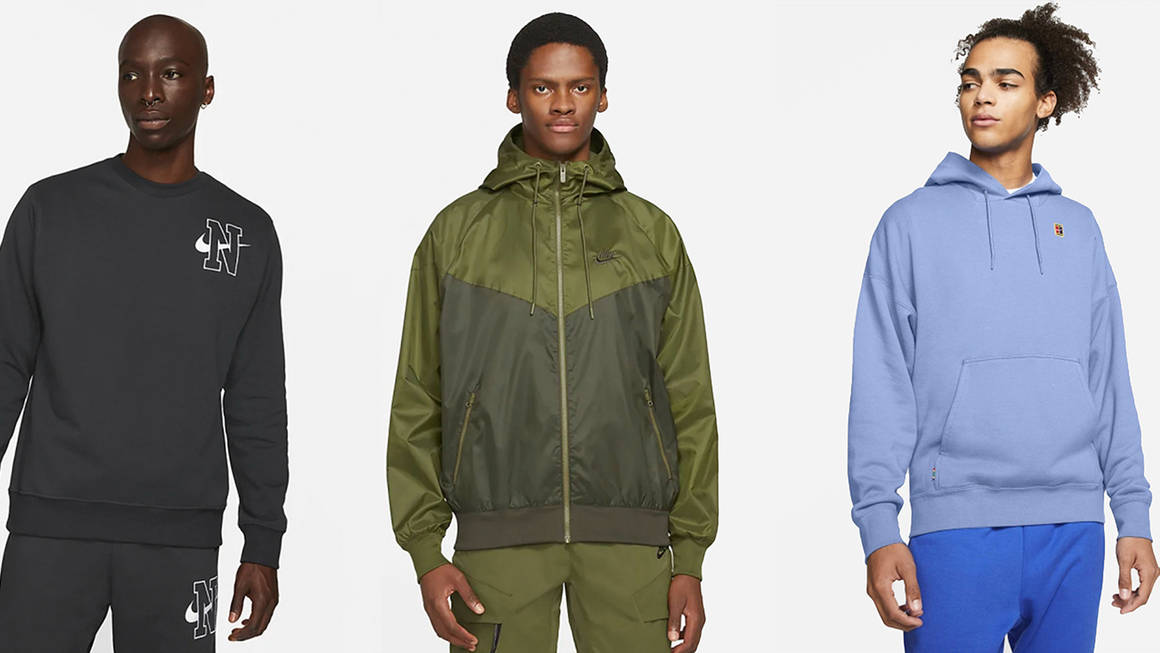 Our Top Clothing Picks From Nike's Fire End of Month Sale!