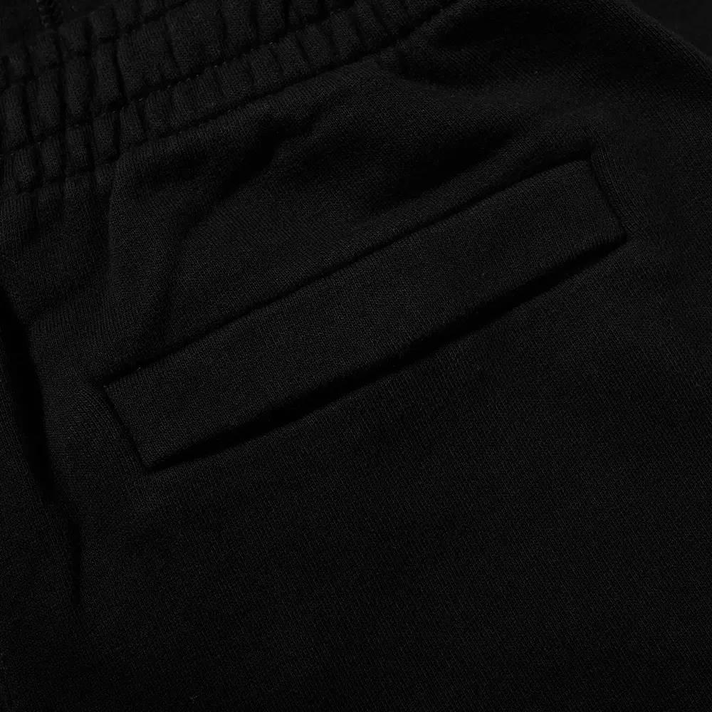 Off-White Caravaggio Arrow Slim Sweat Pant Black Detail 2
