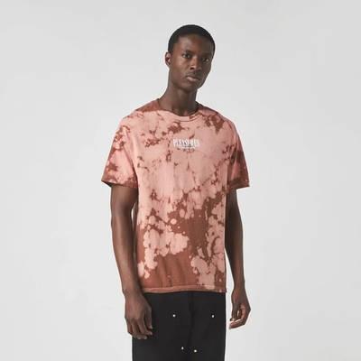 Pleasures Trip Dyed T-Shirt Brown