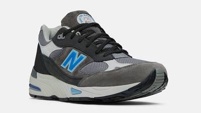 Run the Boroughs x New Balance 991 Front