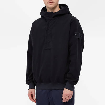 Stone Island Ghost Popover Hoodie 7515667F3-V0020 Front