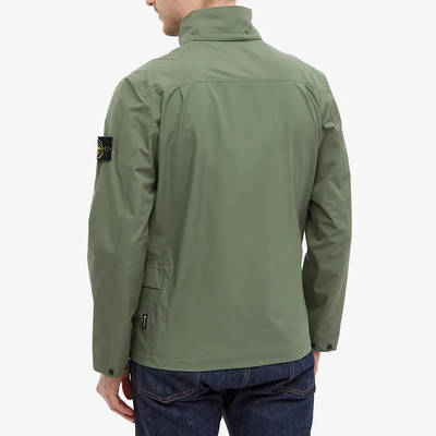 Stone Island Packable Ripstop Gore-Tex Field Jacket 751540430-V0055 Back