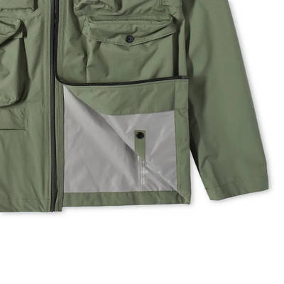 Stone Island Packable Ripstop Gore-Tex Field Jacket 751540430-V0055 Detail
