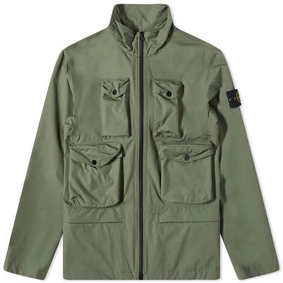 Stone Island Packable Ripstop Gore-Tex Field Jacket 751540430-V0055