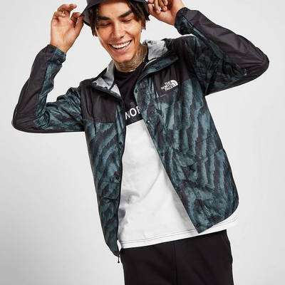 The North Face 1985 Marble Jacket Blue