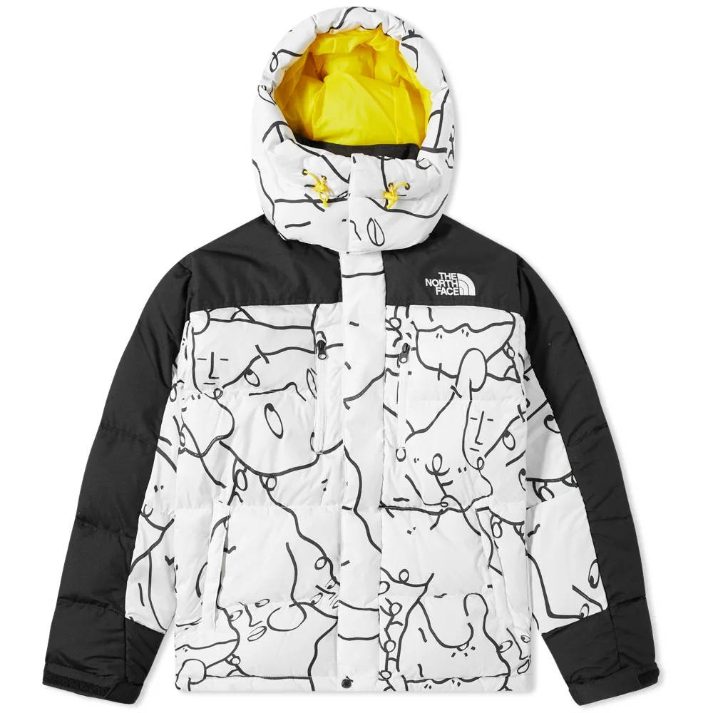 The North Face AW21 Himalayan Down Parka White