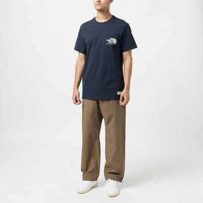The North Face Berkeley Pocket T-Shirt Navy Full