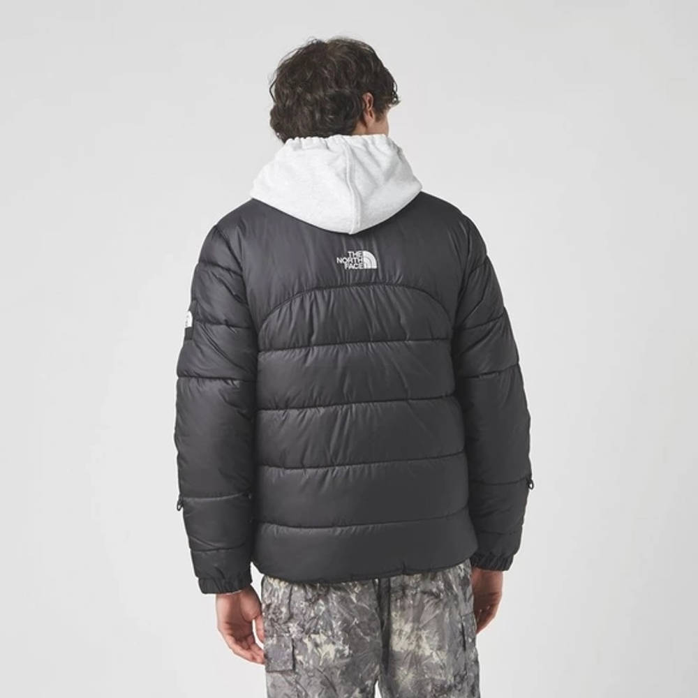 The North Face Black Box Search & Rescue Synth Down Jacket Black Back