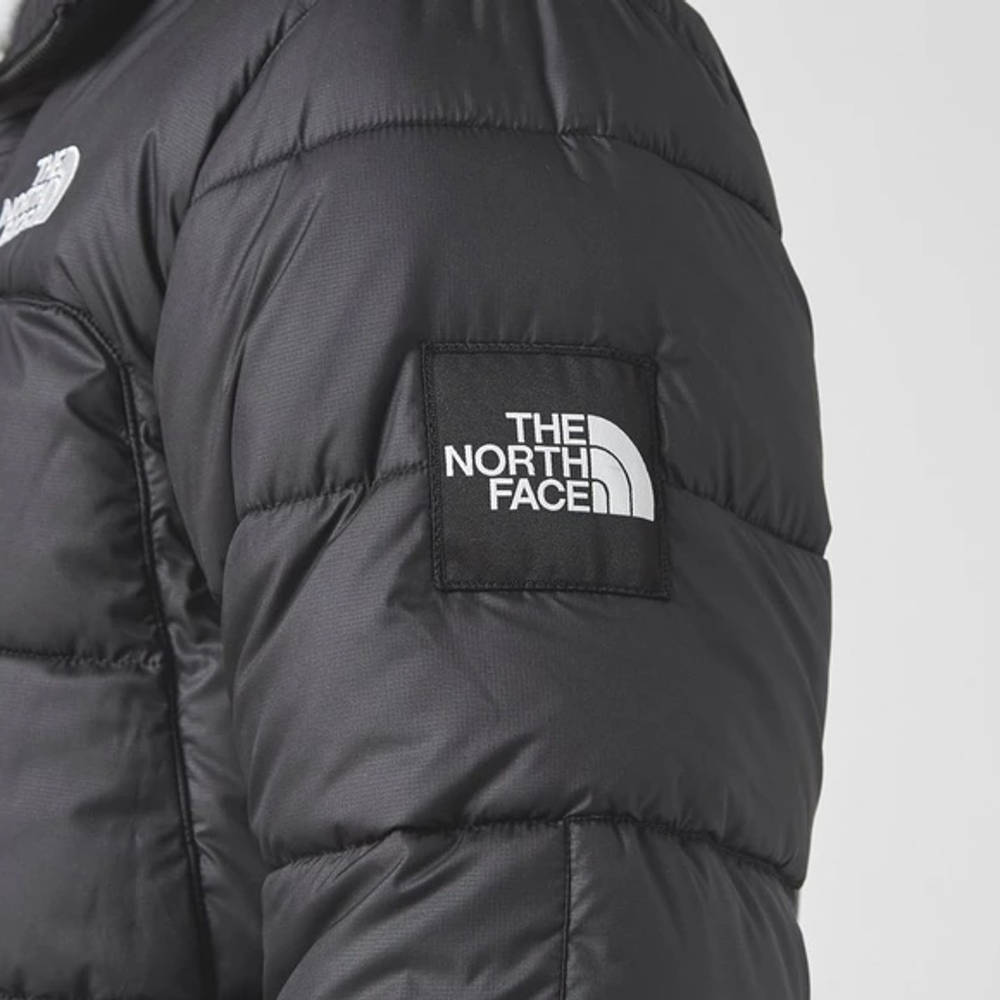 The North Face Black Box Search & Rescue Synth Down Jacket Black Detail 2