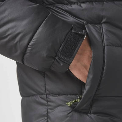 The North Face Black Box Search & Rescue Synth Down Jacket BlackDetail