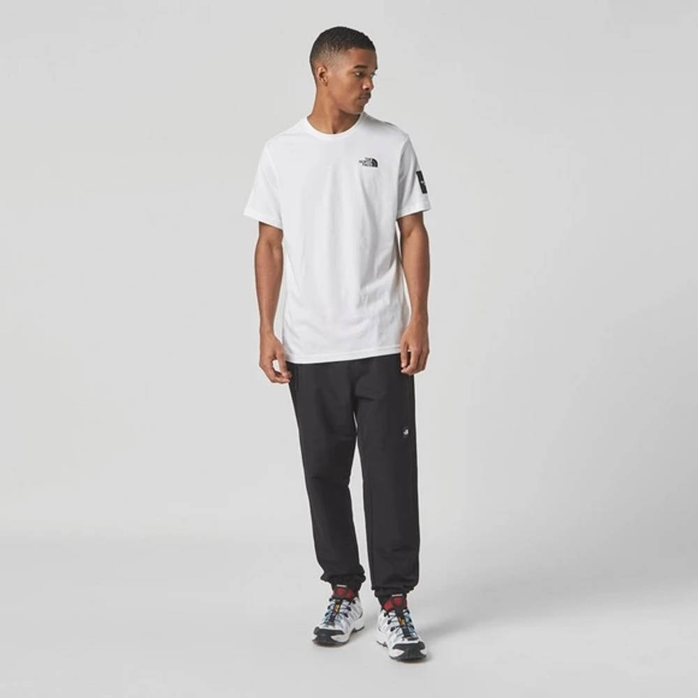 The North Face Black Box Search T-Shirt White Full