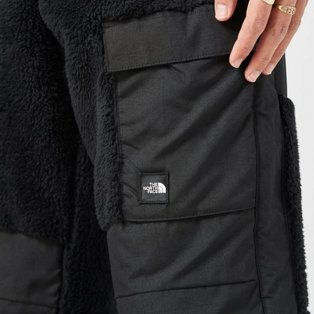 The North Face Black Box Sherpa Pants Black Detail 2