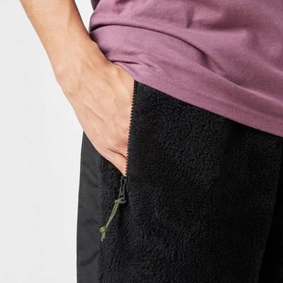 The North Face Black Box Sherpa Pants Black Detail 3
