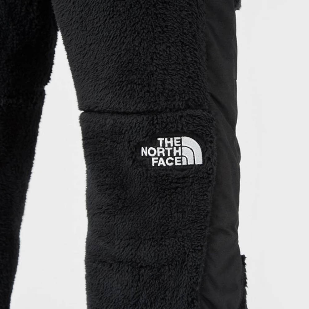 The North Face Black Box Sherpa Pants Black Detail